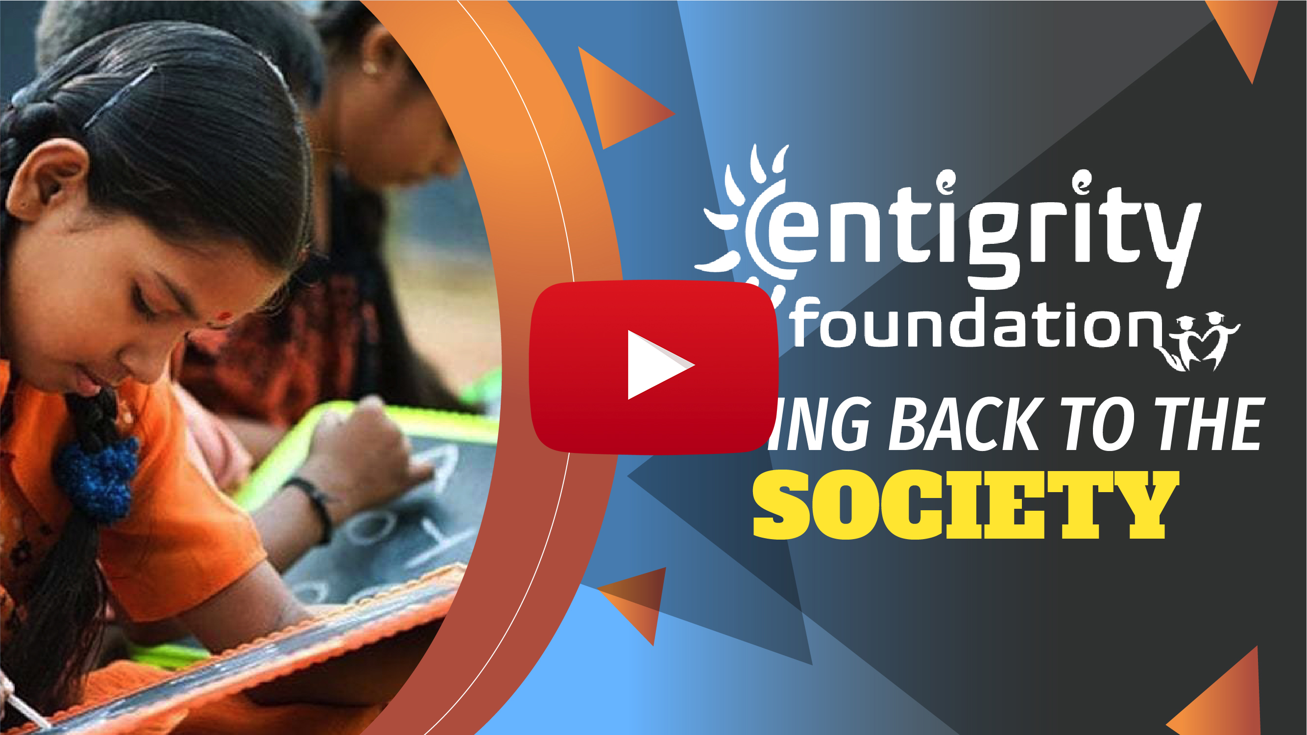 Giving Back Video
