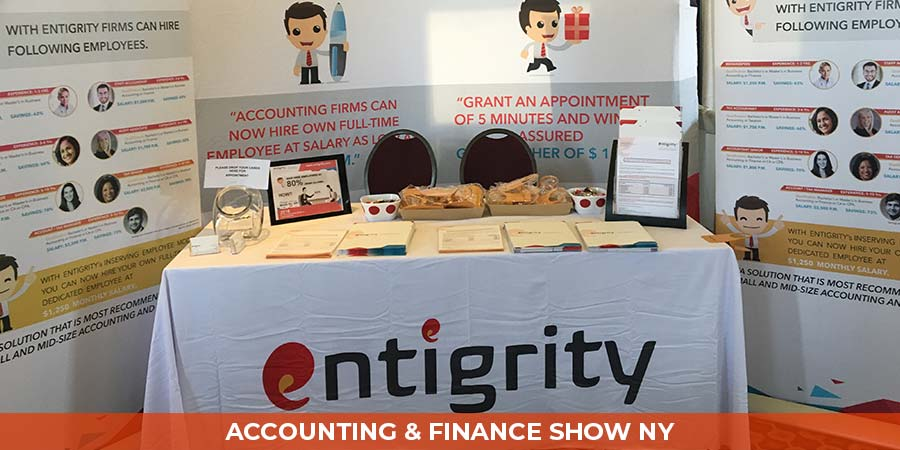 NY Accounting & Finance Show and Conference, 2016
