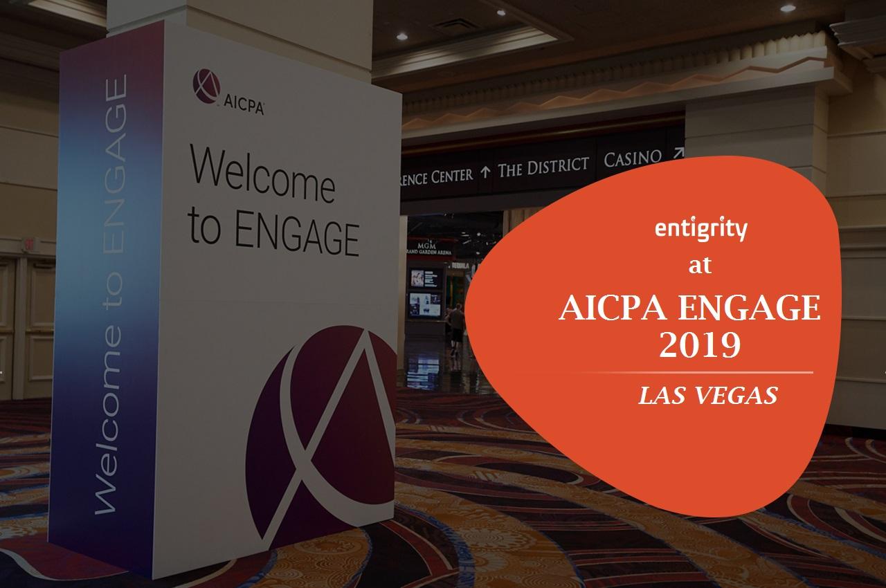 Entigrity at AICPA Engage 2019 Las Vegas