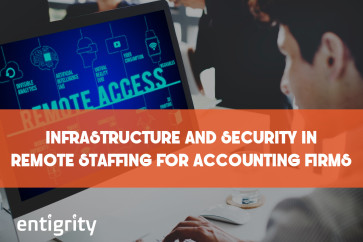 Infrastructure for Data Security at Entigrity