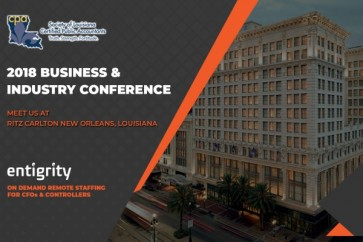 Exhibiting at 2018 Business & Industry Conference