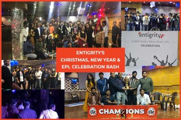 Entigrity's Year End Bash