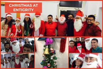 Christmas Week At Entigrity