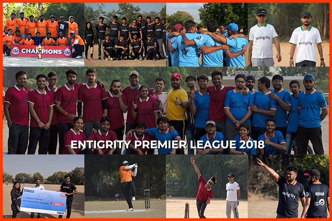 Entigrity Premier League Cricket Series 2018