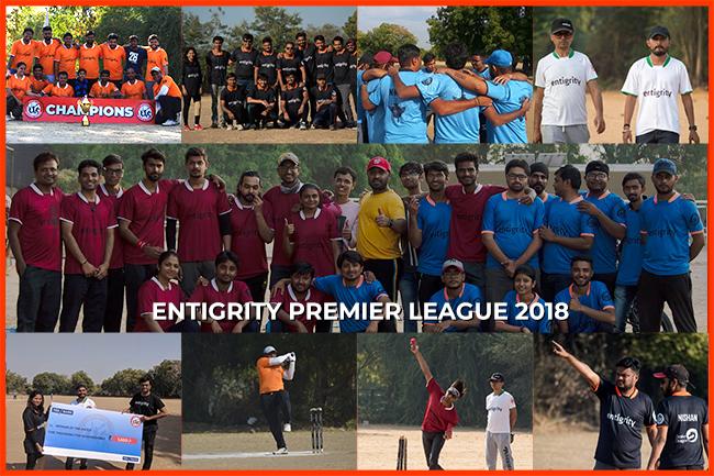 Entigrity Premier League Cricket Series 2018