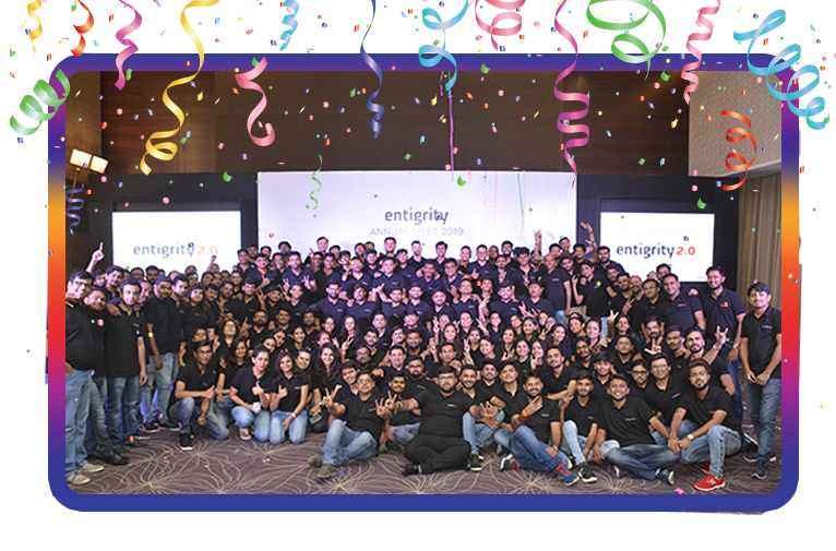 Team Entigrity Annual Meet and Awards 2019