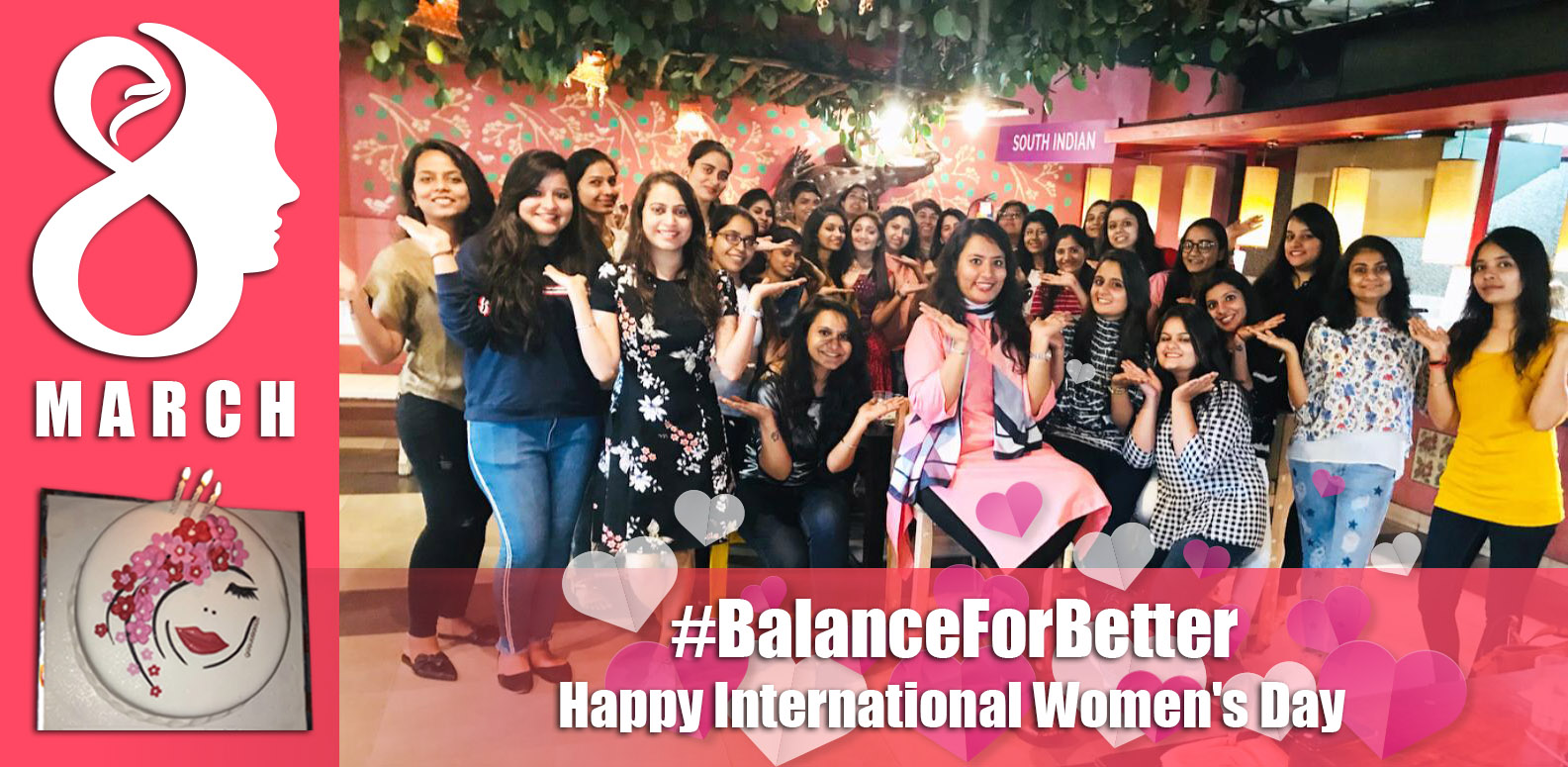 Entigrity Ladies Day Out On International Women's Day