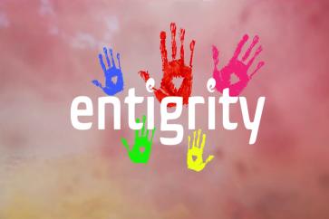 Holi At Entigrity during tax Season 2019