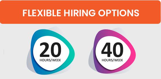 Flexible Hiring Options