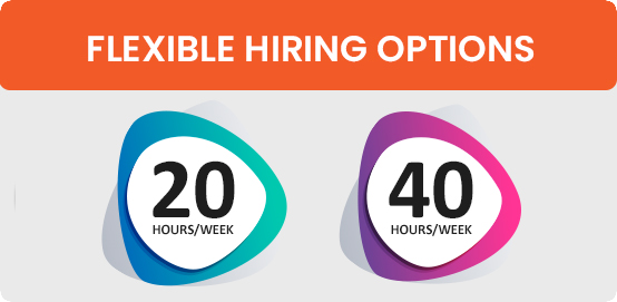 Flexible Hiring Options