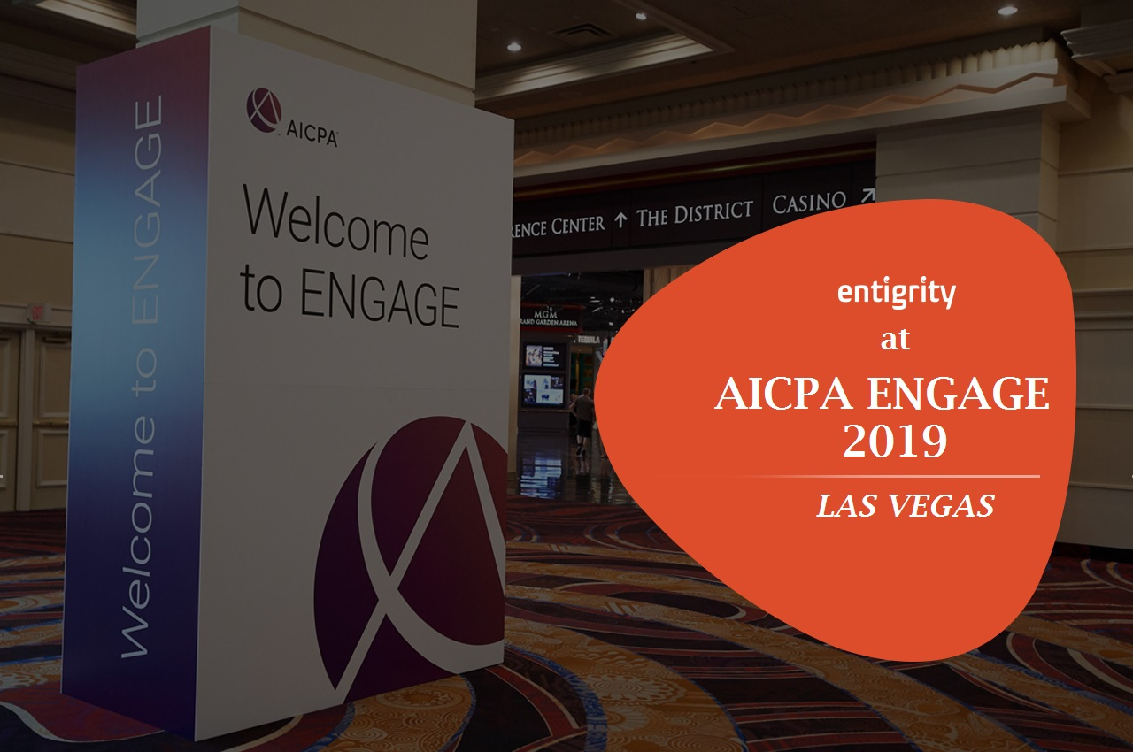 Entigrity at AICPA Engage 2019 Las Vegas