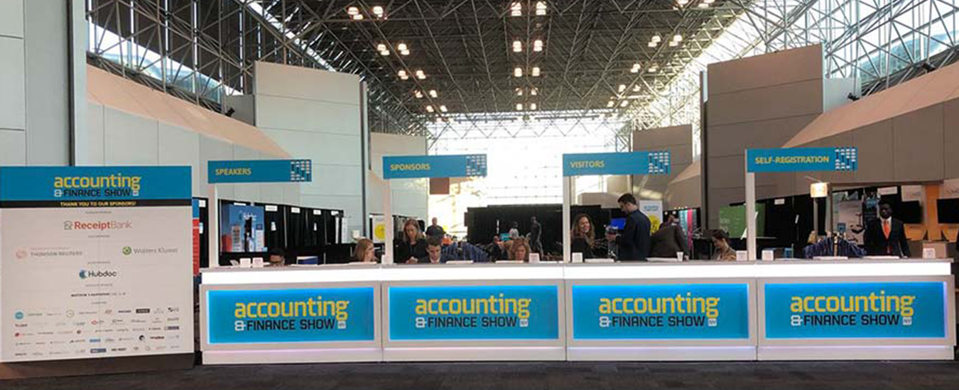 Accounting & Finance Show New York 2018