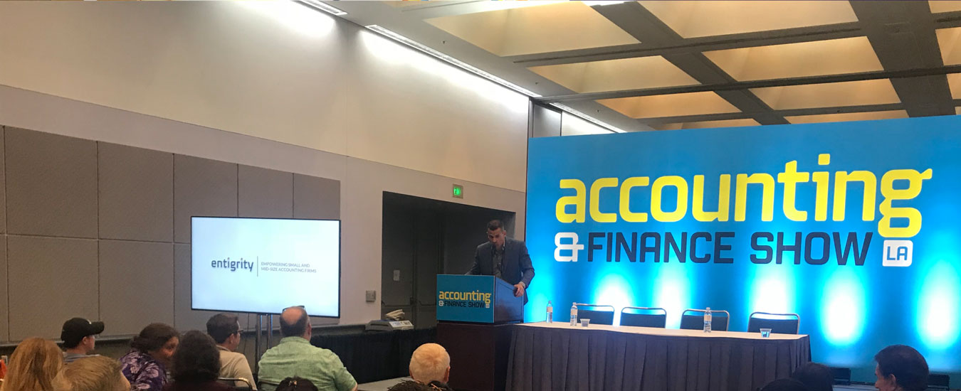 Accounting And Finance Show Concludes in LA