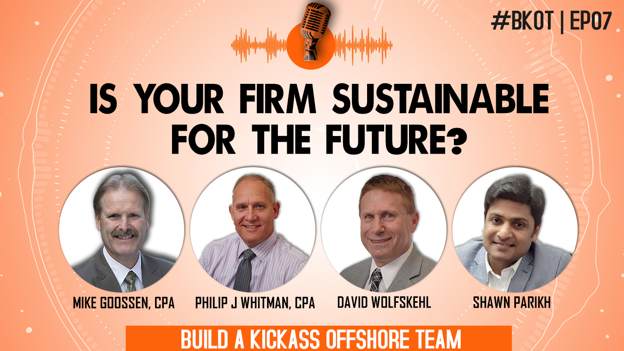 IS YOUR FIRM SUSTAINABLE FOR THE FUTURE?