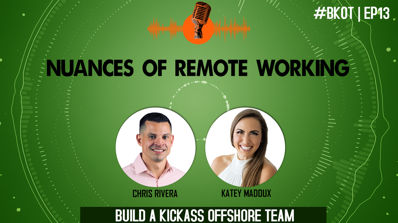NUANCES OF REMOTE WORKING