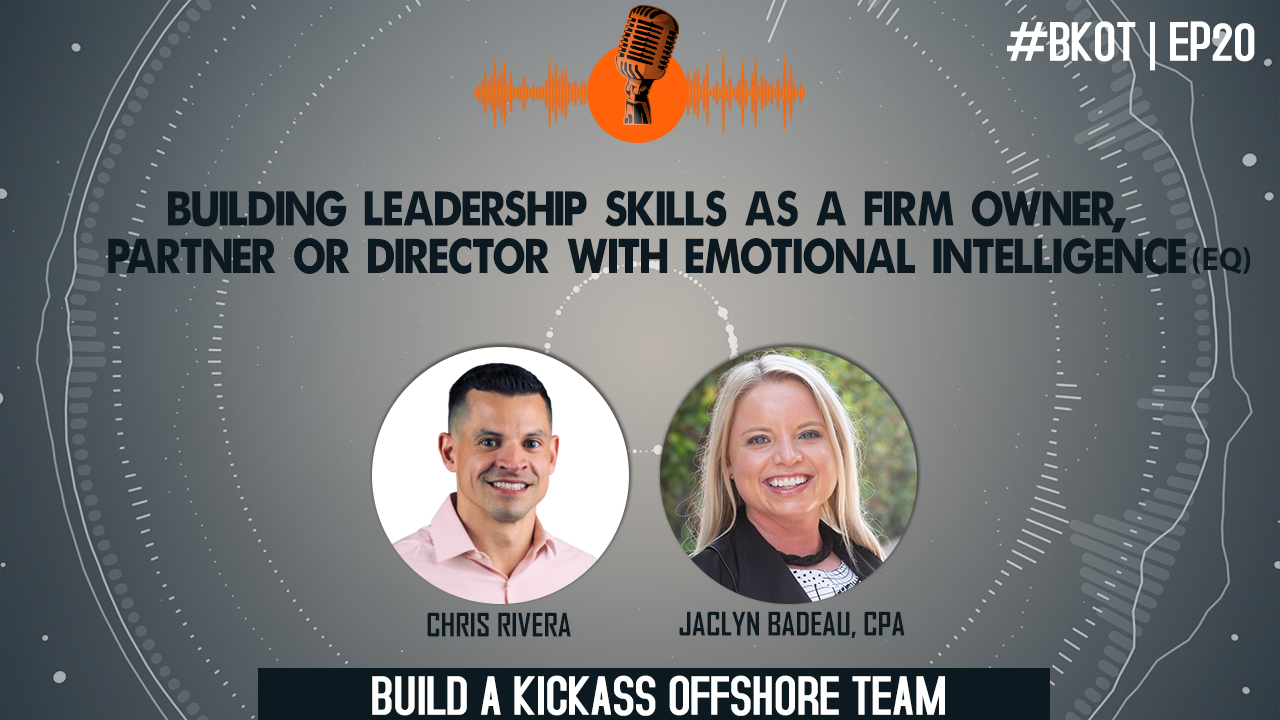 BUILDING LEADERSHIP SKILLS WITH EMOTIONAL INTELLIGENCE
