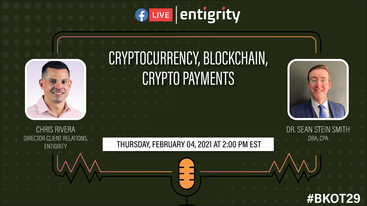 CRYPTOCURRENCY, BLOCKCHAIN AND CRYPTO PAYMENTS