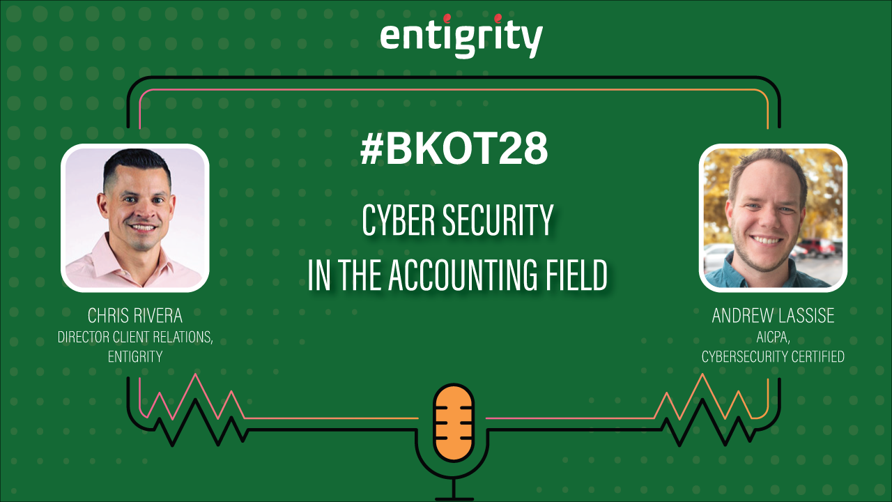 CYBER SECURITY IN THE ACCOUNTING FIELD