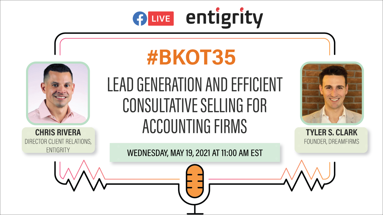 LEAD GENERATION & EFFICIENT CONSULTATIVE SELLING FOR ACCOUNTING FIRMS