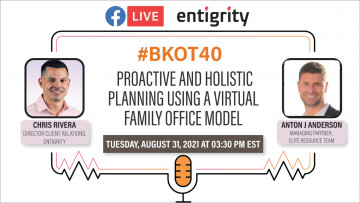 PROACTIVE & HOLISTIC PLANNING USING A VIRTUAL FAMILY OFFICE MODEL