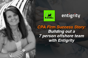 Story of Tiffany Torr - Building out a 7 person offshore team with Entigrity