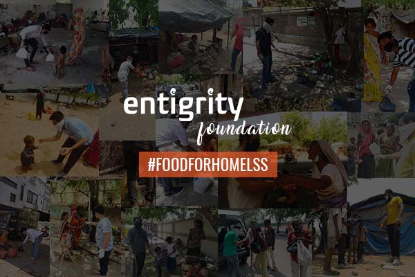 ENTIGRITY FOUNDATION STEPPED UP THEIR SUPPORT DURING & AFTER PANDEMIC