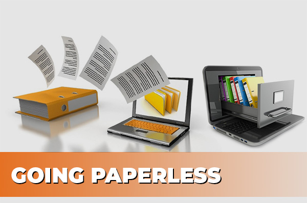 If Going Paperless is Your firm's New Year Objective