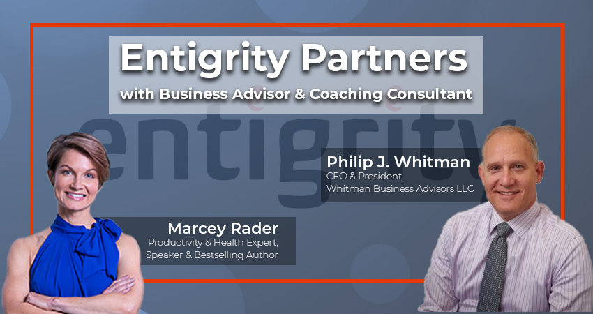ENTIGRITY PARTNERS WITH BUSINESS ADVISOR & COACHING CONSULTANT