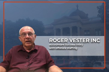 CLIENT SUCCESS STORY ROGER VESTER INC