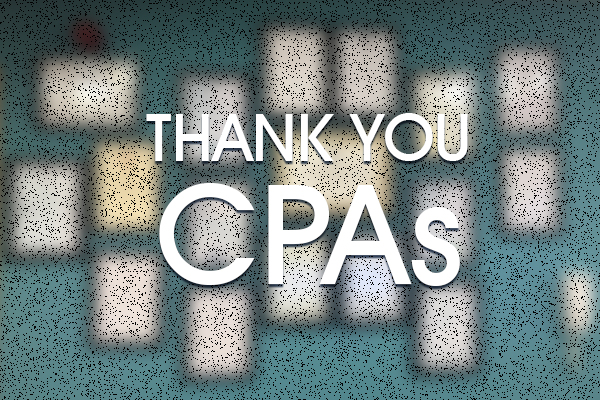 Thank You CPAs