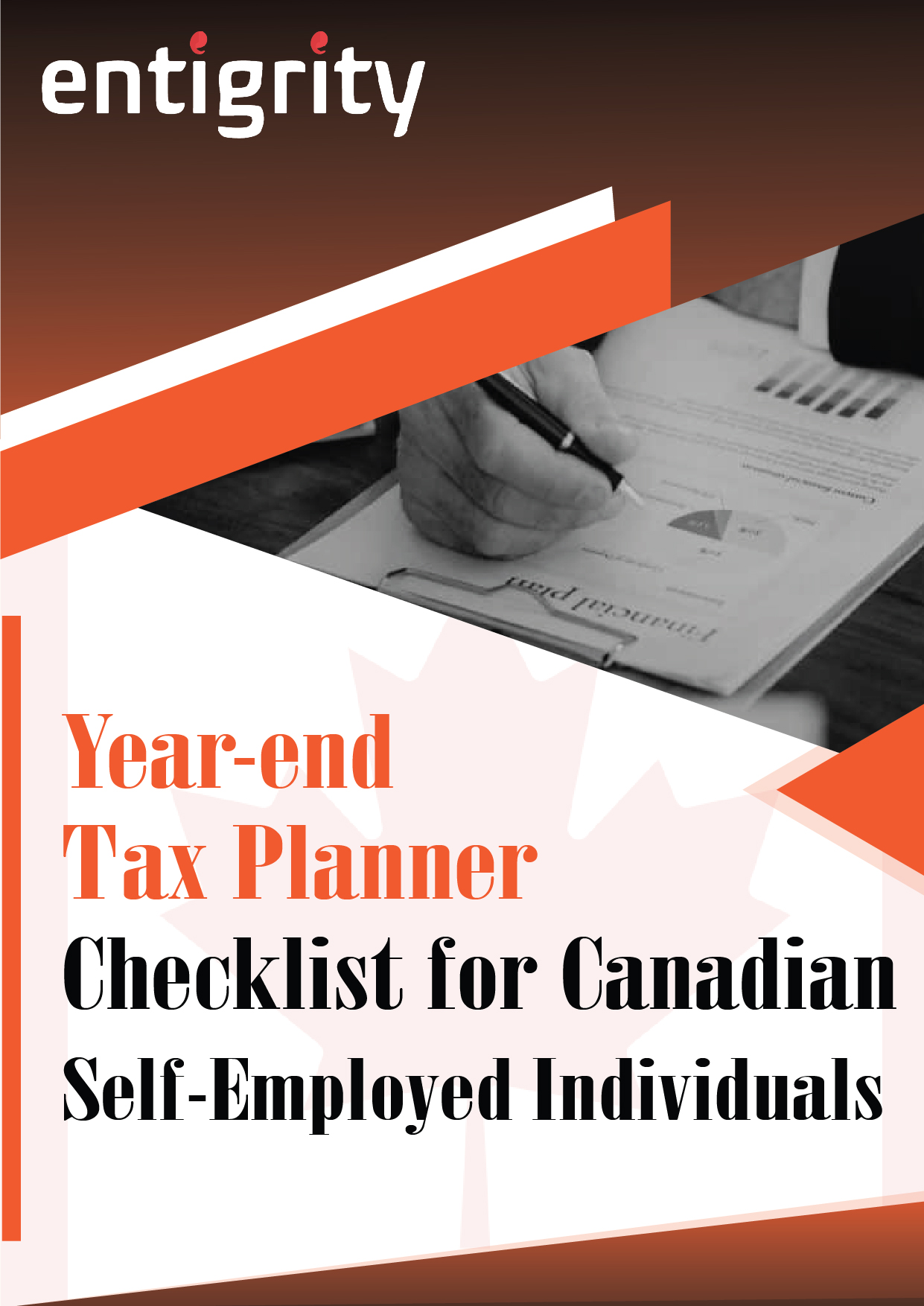 Year-end Tax Planner Checklist for Canadian Self-Employed Individuals