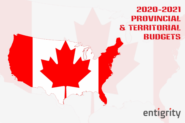 2020 - 2021 PROVINCIAL & TERRITORIAL BUDGETS