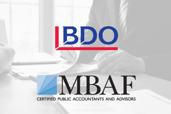 BDO USA ACQUIRES FLORIDA BASED MBAF LLC