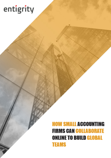 ACCOUNTING FIRMS COLLABORATING ONLINE TO BUILD GLOBAL TEAMS